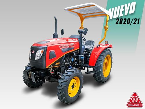 Tractor Agricola Roland H025 4wd Angosto, Viñatero 25 Hp