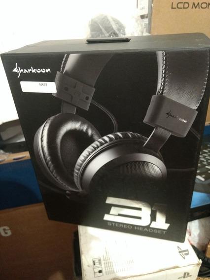 Headphone Sharkoon B1