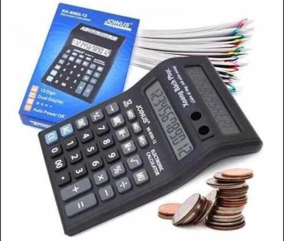 Calculadora Eletrônica Joinus Kk-8585-12