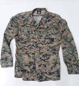 Gandola Us Marines Genuína Woodland Marpat Tm. Medium Long