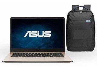 Laptop Nueva Asus Vivobook Amd A9,4 Ram 1 Tb Hd+mochila