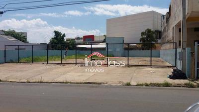 Terreno Residencial Para Venda E Locação, Vila Breda, Santa Bárbara D