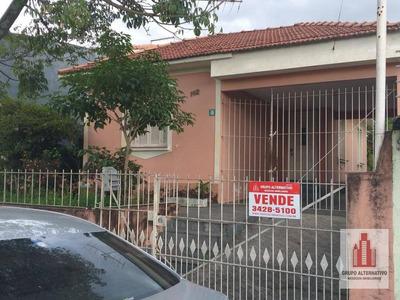 Casa Com 3 Dormitórios À Venda, 250 M² Por R$ 699.000,00 - Vila Robertina - São Paulo/sp - Ca0075