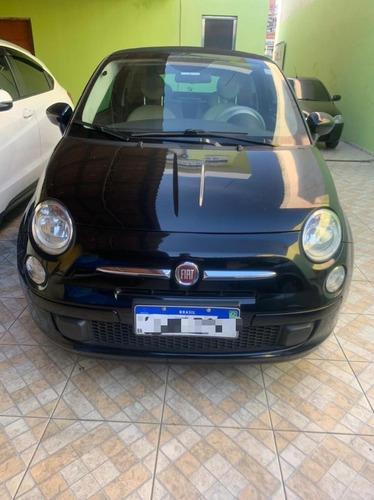 Fiat 500 Cabrio 1.4 Flex Dualogic