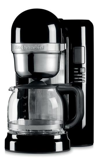 Cafetera De Filtro Kitchenaid 5kcm1204eob Negra 1,7 Lts