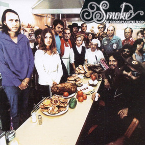 Cd Smoke-at Georges Coffe Shop* Hard Psychodelic 70