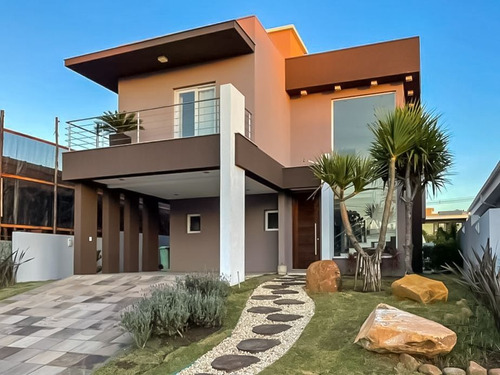 Casa Com 3 Dormitórios À Venda, 245 M² Por R$ 1.390.000,00 - Alphaville - Gravataí/rs - Ca1907
