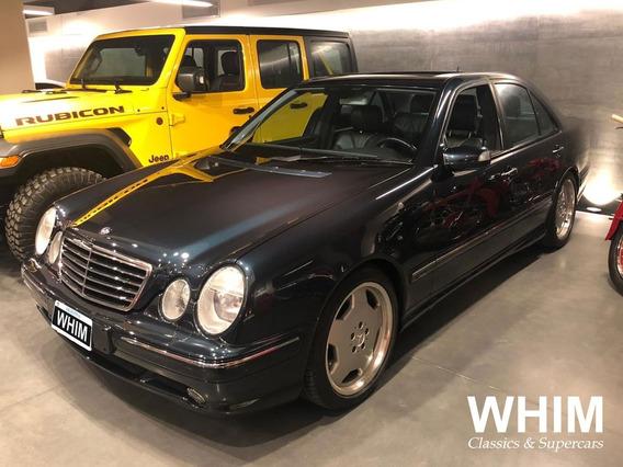 Mercedes Benz E55 Amg