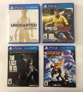 Juegos Playstation 4 Ps4 Pes Ratched