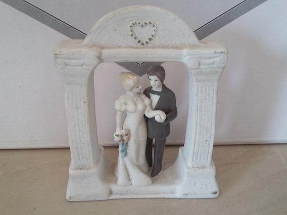 Adorno Casamiento Porcelana Torta