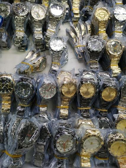 Relógio-kit Com 20 Relógios Masculinos Atacado Para Revenda