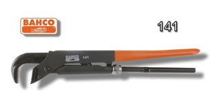 Llave De Caño Bahco 141 Tipo Sueco Stilson Caños Hasta 25mm