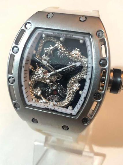 Relógio Masculino Dragon Pulso.