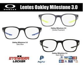 Lentes Armazones Oakley Milestone 3.0 100% Originales