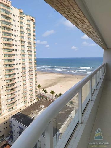 Apartamento Com 2 Dorms, Aviação, Praia Grande - R$ 600 Mil, Cod: 9431 - V9431