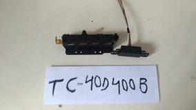 Teclado E Sensor Do Remoto Tv Panasonic Tc-32d400b