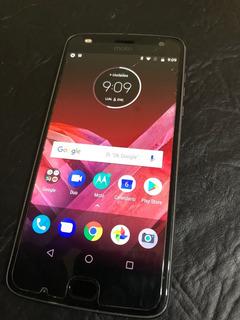 Celular Moto Z2 Play Movistar