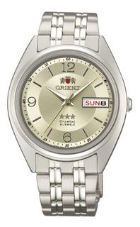 Reloj Hombre Orient Automático Fab0000ec9. 21 Jewels. Nuevo