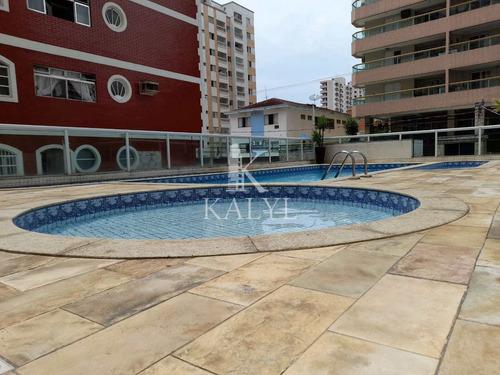 Apartamento Com 2 Dorms, Tupi, Praia Grande - R$ 459 Mil, Cod: 5343 - V5343