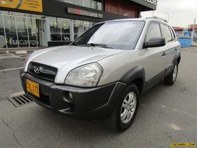 Hyundai Tucson Gl Mt 2000cc 4x4 Gasolina