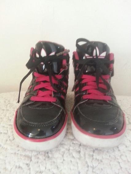 Zapatos adidas Para Niñas Talla 25