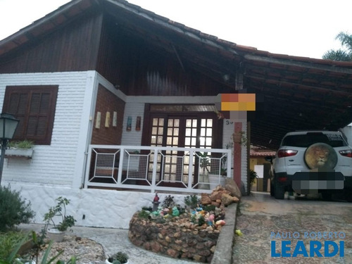 Casa Em Condomínio - Clube De Campo Fazenda - Sp - 634024