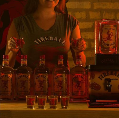 Whisky Fireball Cinnamon 750ml. - Importado De Canadá | LA ISLA VINOS