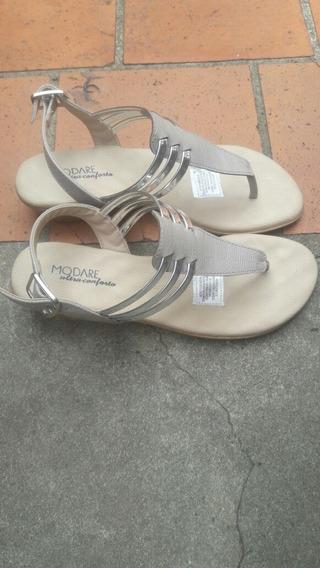 Sandalias De Cuero Modare