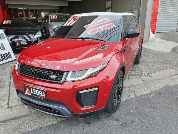 Land Rover Range Rover Evoque 2.0 Si4 Hse Dynamic 4wd