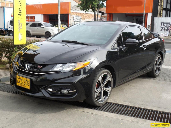 Honda Civic 2dr Si 6 Mt