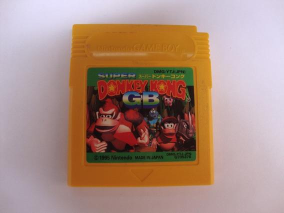 Donkey Kong - Original Japonês Para Game Boy Color
