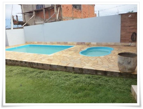 Casa Residencial À Venda, Jardim Santa Rita I, Nova Odessa - Ca0439. - Ca0439