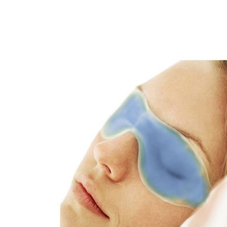 Kit 3 Máscara Gel Compressa Olhos Quente/fria Beleza Diária