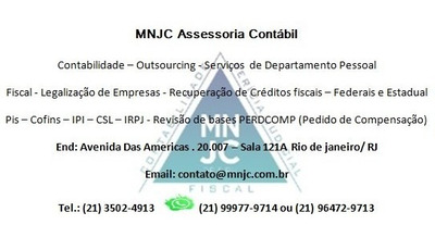 Mnjc Assessoria Contábil