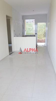Casa Com 2 Quartos Para Comprar No Pedra Branca Em São Joaquim De Bicas/mg - 7146