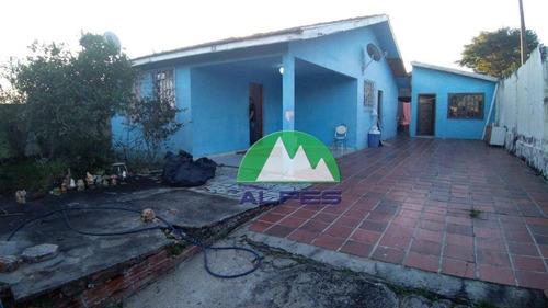 Casa À Venda, 100 M² Por R$ 379.500,00 - Xaxim - Curitiba/pr - Ca0378