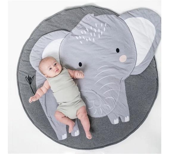 Tapete Alfombra De Juego Y Descanso Para Bebés