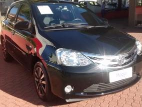 Toyota Etios 1.5 Platinum 16v Flex 4p Manual 2014/2014