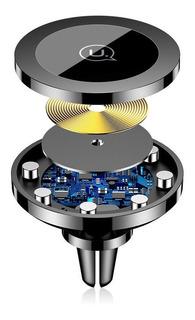 Suporte Veicular Magnético Com Carregador Sem Fio Usams 10w