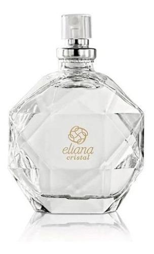 Deo Colônia Eliana Cristal 25ml Perfume Jequiti Feminina