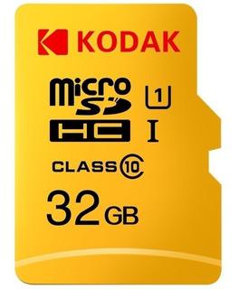 Cartão De Memória Micro Sdhc 32gb Kodak Classe 10