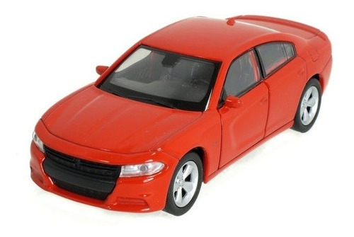 Dodge Charger R/t 2016 Escala 1/36 Welly Ploppy 373190