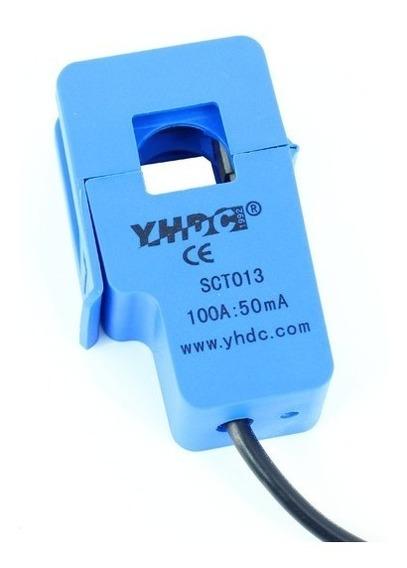 #16- Sensor De Corrente Ac 100a Nao Invasivo Arduino Sct013