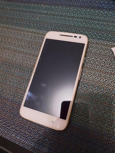 Celular Moto G4play Dualsim 100% Funcional Para Uso O Partes