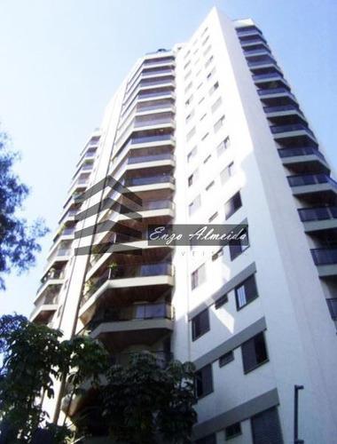 Apartamento Para Venda Em São Paulo, Moema, 4 Dormitórios, 2 Suítes, 2 Vagas - 0572_1-1352825