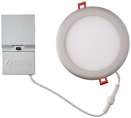 Lighting Lámpara Wf6 Empo M6 30k Bn Ll Led De Techo Lithonia iXZuOPTk