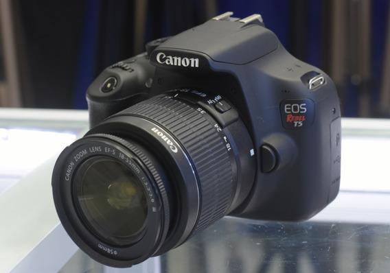 Câmera Canon T5 Com 18-55mm