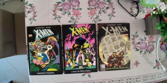 Coleção X-men: Chris Claremont E John Byrne - Panini