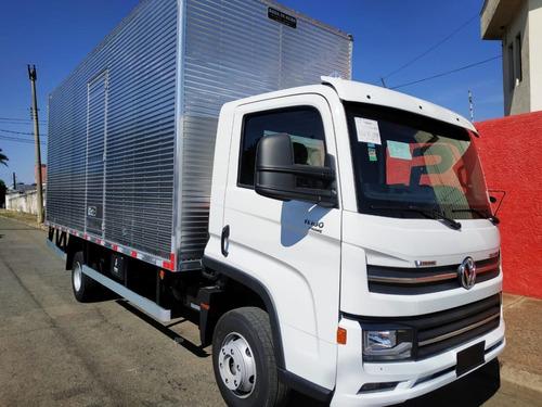 Imagem 1 de 15 de Vw Delivery 11.180 Prime Automático Baú 6,20 - Covelp