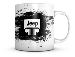 Caneca Jeep Road 4 X 4 Off